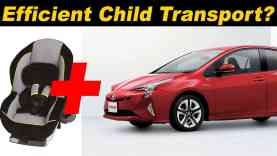 2016 Toyota Prius Child Seat Review