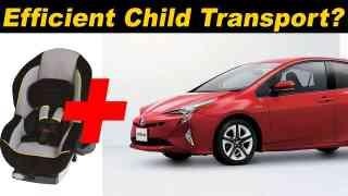 2016 Toyota Prius Child Seat Review