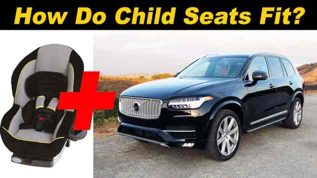 2016 Volvo Child Seat Review