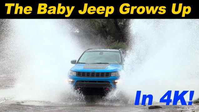 2017/2018 Jeep Compass Review