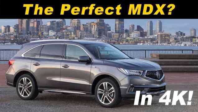 2017 Acura MDX Hybrid Review
