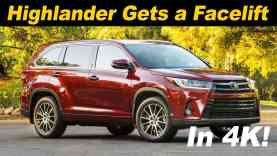 2017 Toyota Highlander First Drive
