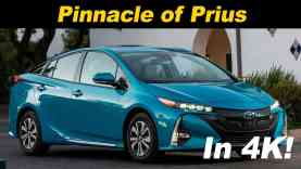 2017 Toyota Prius Prime Plug In Hybrid Review