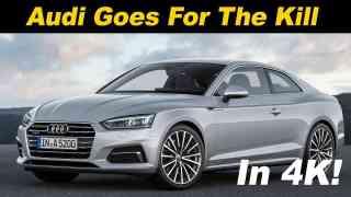 2018 Audi A5 Review