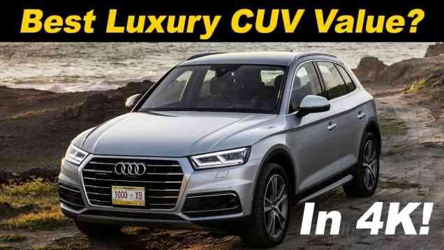 2018 Audi Q5 Review