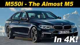 2018 BMW M550i xDrive First Drive Review