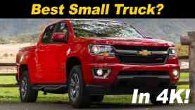 2018 Chevrolet Colorado Review