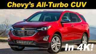 2018 Chevrolet Equinox 2.0T Review