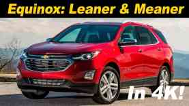 2018 Chevrolet Equinox Review