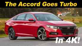 2018 Honda Accord 2.0T Review
