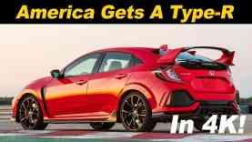 2018 Honda Civic Type-R First Drive