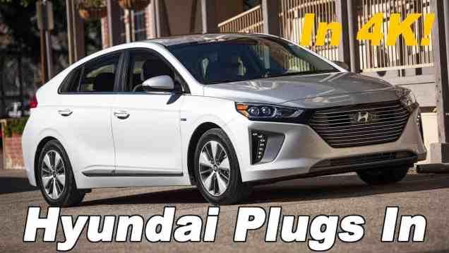 2018 Hyundai Ioniq PHEV Review and Comparison