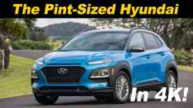 2018 Hyundai Kona First Drive Off Road Review
