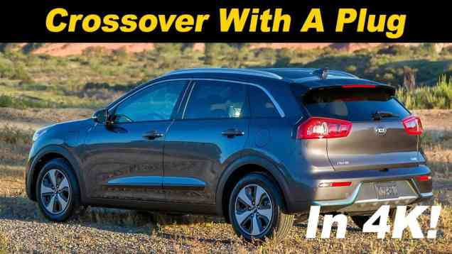 2018 Kia Niro Plug In Hybrid Review