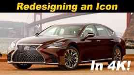 2018 Lexus LS 500 & LS 500h first drive review