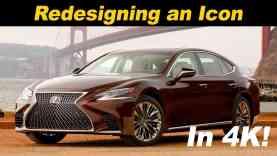 2018 Lexus LS 500 & LS 500h first drive review
