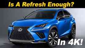 2018 Lexus NX Review