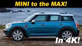 2018 MINI Countryman Review