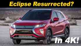 2018 Mitsubishi Eclipse Cross Review and Comparison
