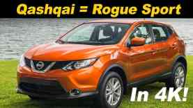 2018 Nissan Rogue Sport Review