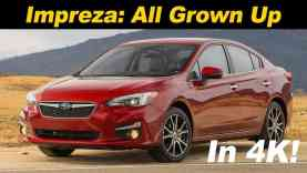 2018 Subaru Impreza Review
