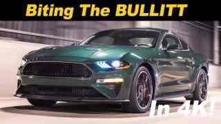 2019 Ford Mustang BULLITT
