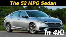 2019 Honda Insight Review – First Drive