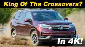 2019 Honda Pilot Review