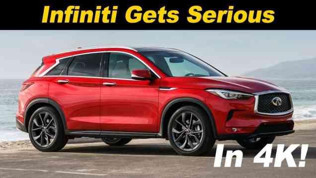 2019 Infiniti QX50 Review