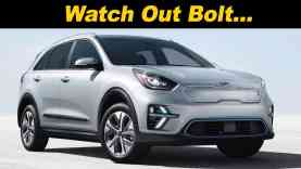 2019 Kia Niro EV First Look