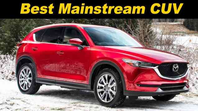2019 Mazda CX-5 Turbo Review