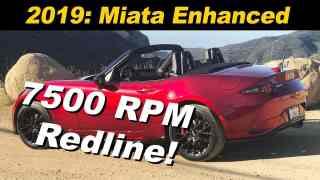 2019 Mazda MX-5 Miata Review