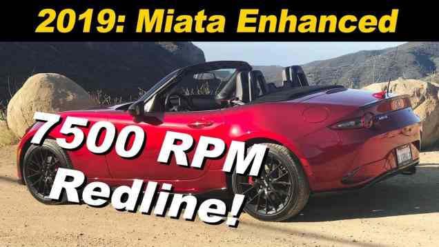 2019 Mazda MX-5 Miata Review