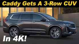 2020 Cadillac XT6 First Look