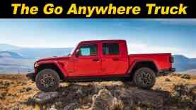 2020 Jeep Gladiator First Look