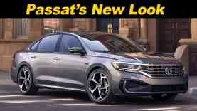 2020 Volkswagen Passat First Look
