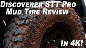 Cooper Discoverer STT Pro Mud Tire Review