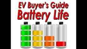 EV Buyers Guide – Battery Life Expectancy and Used EVs