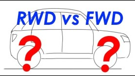 FWD vs RWD – What Drives You
