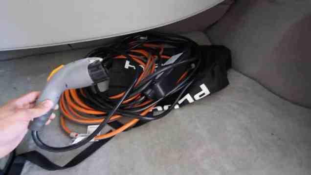 Quick Clips: 2012 Prius Plug In Prototype