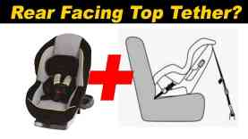 Rear Facing Top Tether Anchors (The Swedish Method) Explained