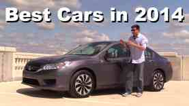 The Best Cars in 2014