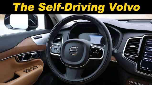 Volvo Pilot Assist  –  Low-Speed Autonomous Driving Review
