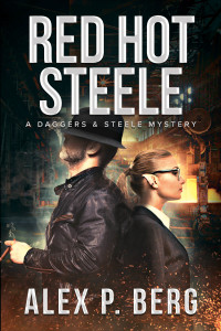 The one that started it all, Red Hot Steele.