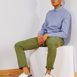 pantaloni-chino-slim-effetto-delave-leggero-verde-uomo-wl938_2_fr2