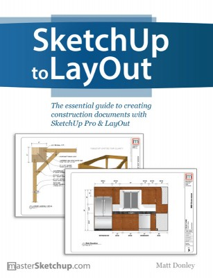SketchUp to LayOut