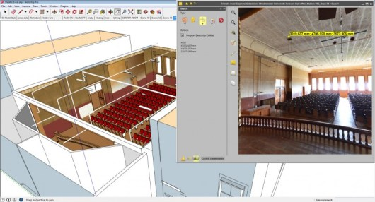 Trimble Scan Explorer for SketchUp