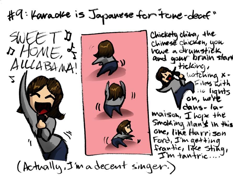 #9: Karaoke