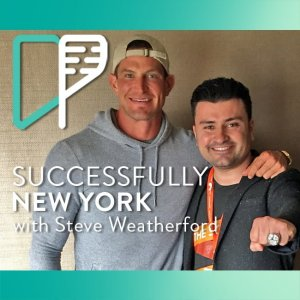 Steve Weatherford on Successfully NY withAlex Shalman