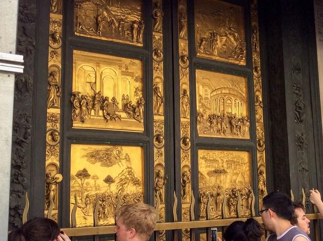 The Golden Doors